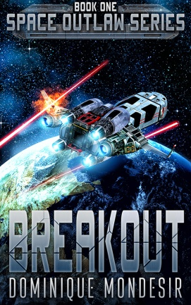 Breakout-800 Cover reveal and Promotional