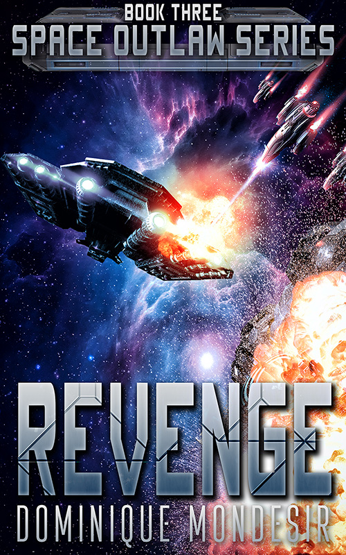 Revenge-800 Cover reveal and Promotional